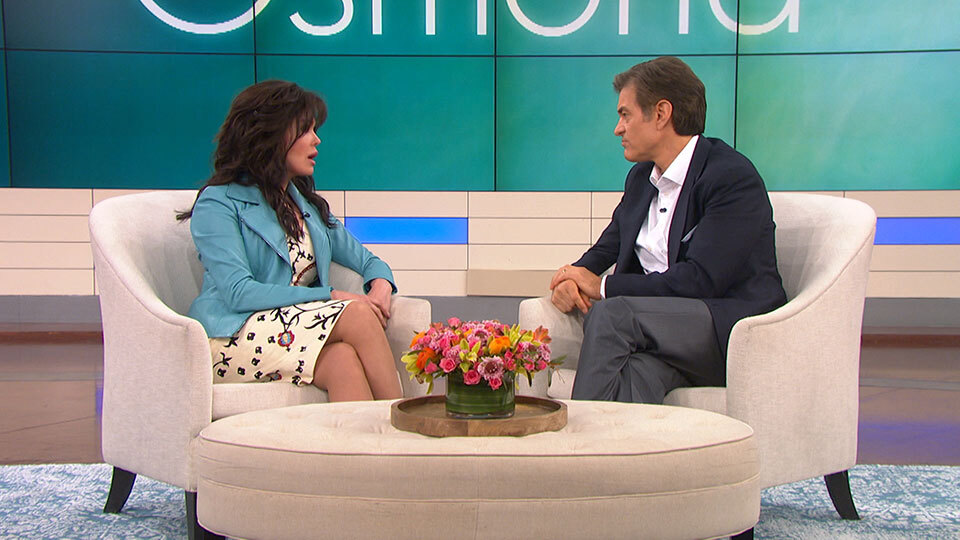 How Marie Osmond Coped After Son's Death