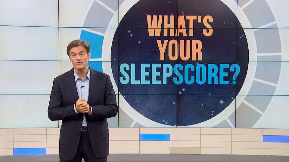 Take the Sleep Score Quiz