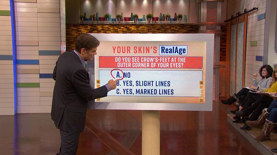 How to Determine Your Skin's Real Age