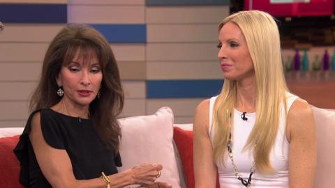 How Susan Lucci Juggled Work and Supporting Her Family