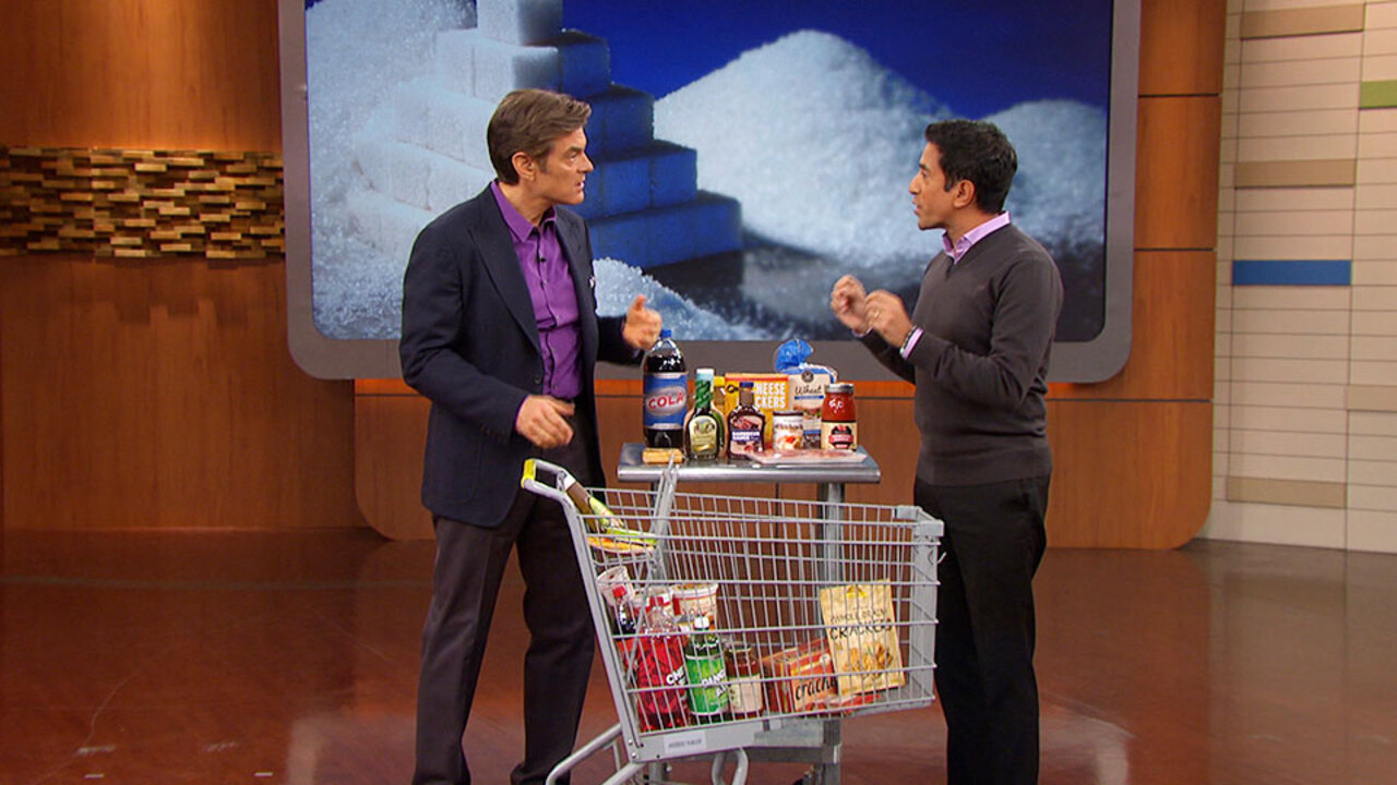 Dr. Sanjay Gupta Reveals Hidden Sources of Sugar