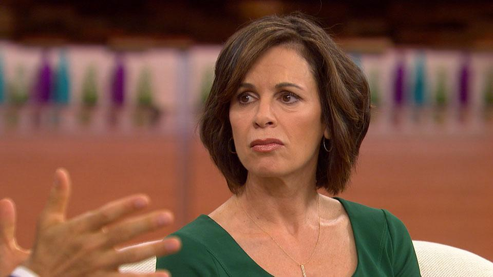 How Elizabeth Vargas Stays Sober
