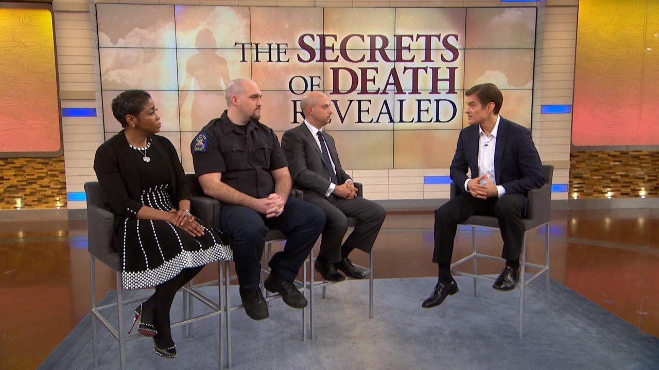 An EMT Shares What He Has Learned About Death