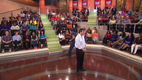 A. J. Jacobs and Dr. Oz Discuss Fitness Trackers
