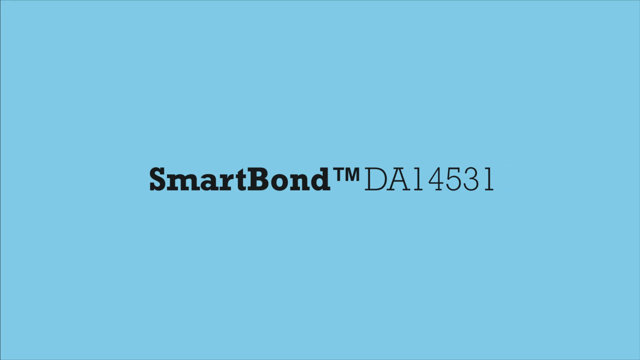 Introducing SmartBond TINY™ by Dialog Semiconductor