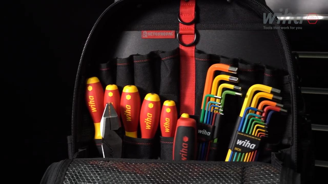 Wiha RedStripe 30 Piece Tool Kit