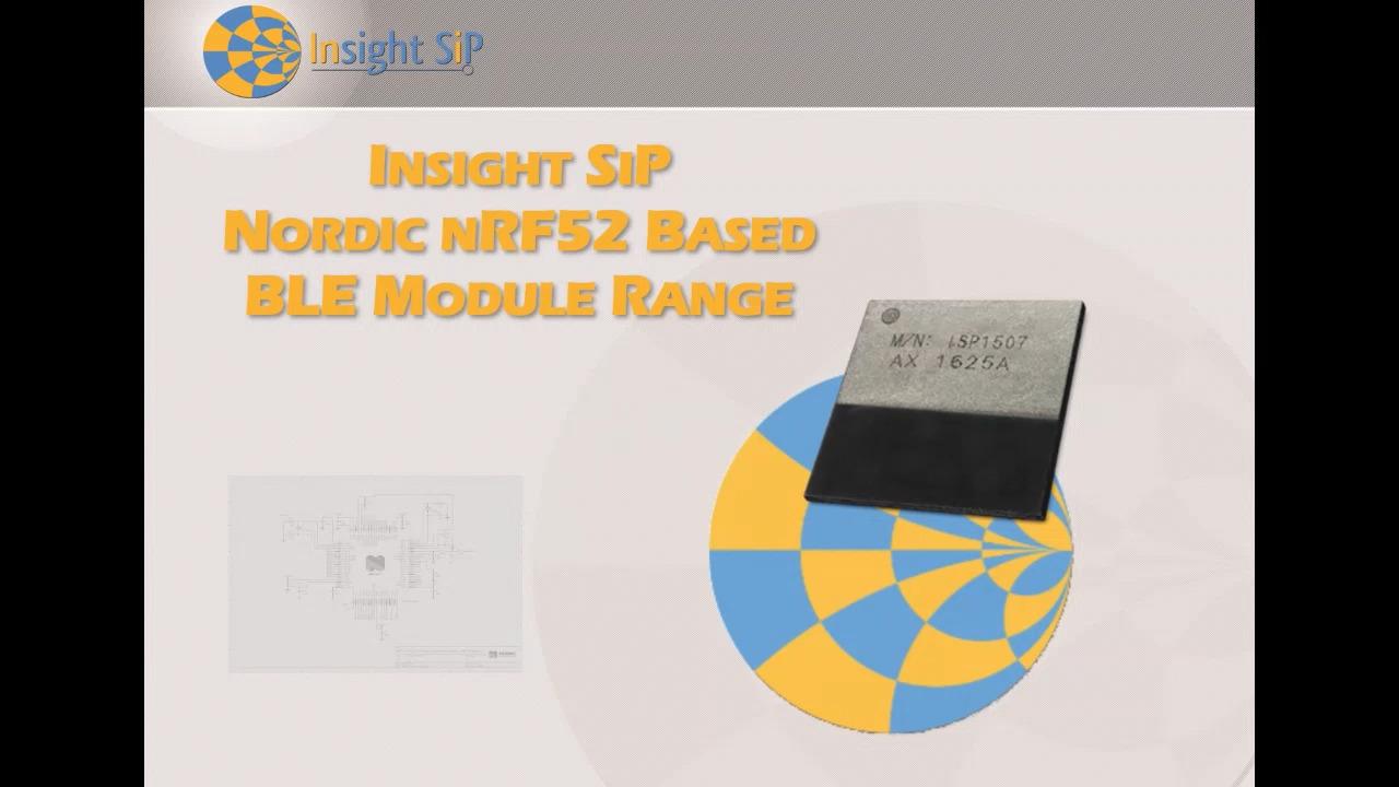 Insight SIP BLE Module Range