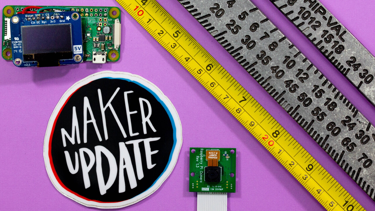 Be Still My Heart [Maker Update #161] - Maker.io