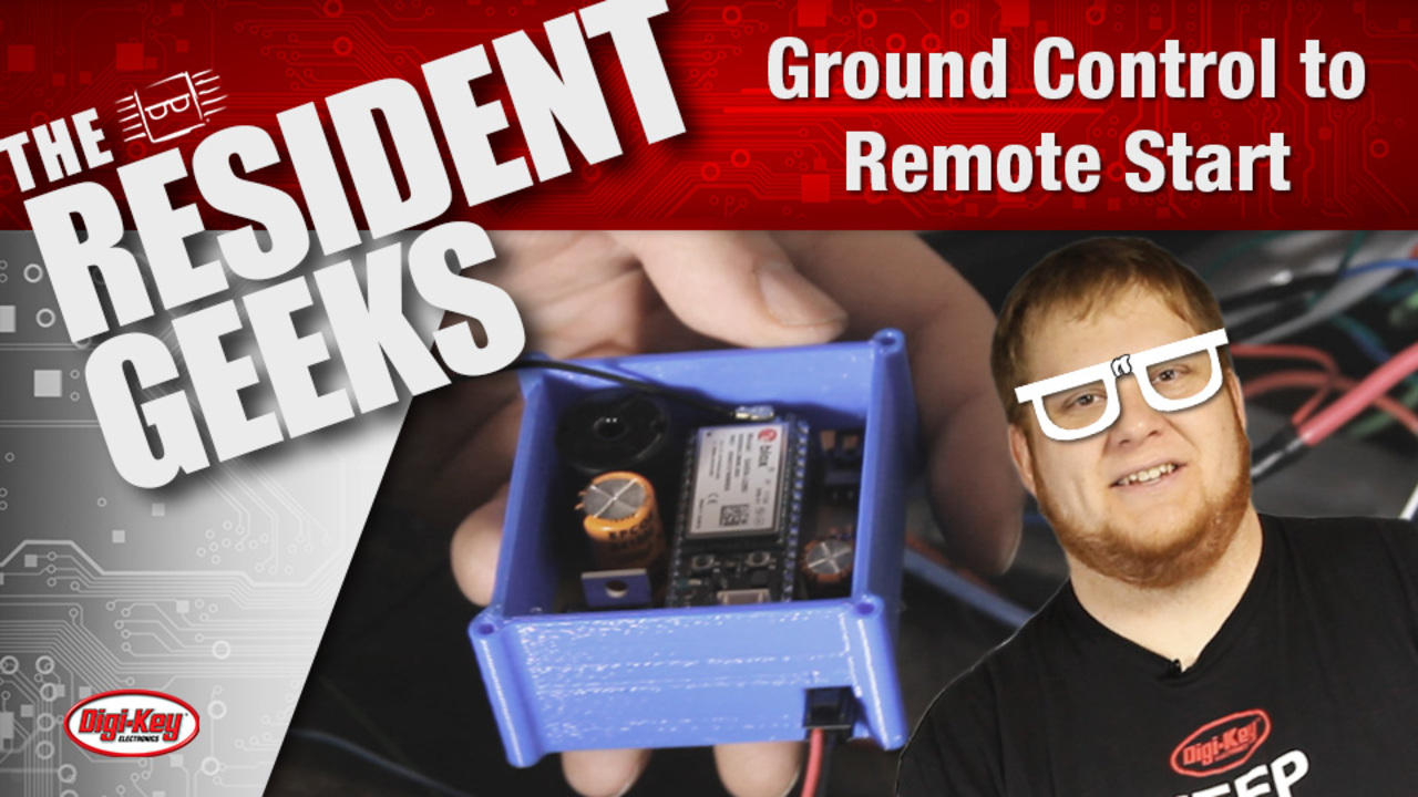 Ground Control to Remote Start | The Resident Geeks