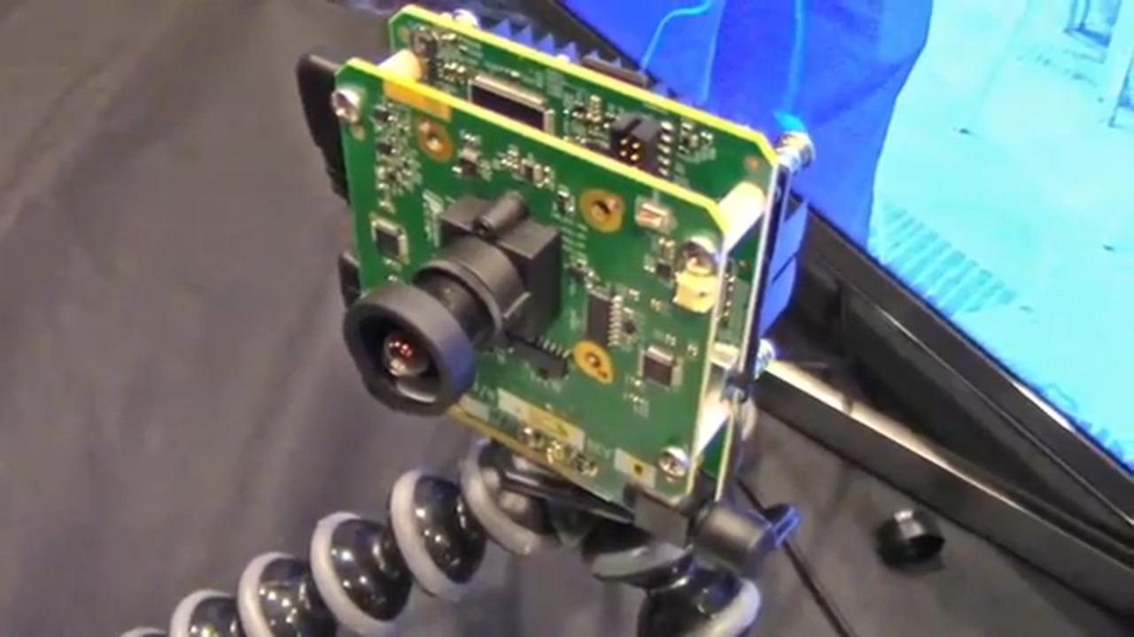 3 Exposure HDR Xilinx Zynq Demo