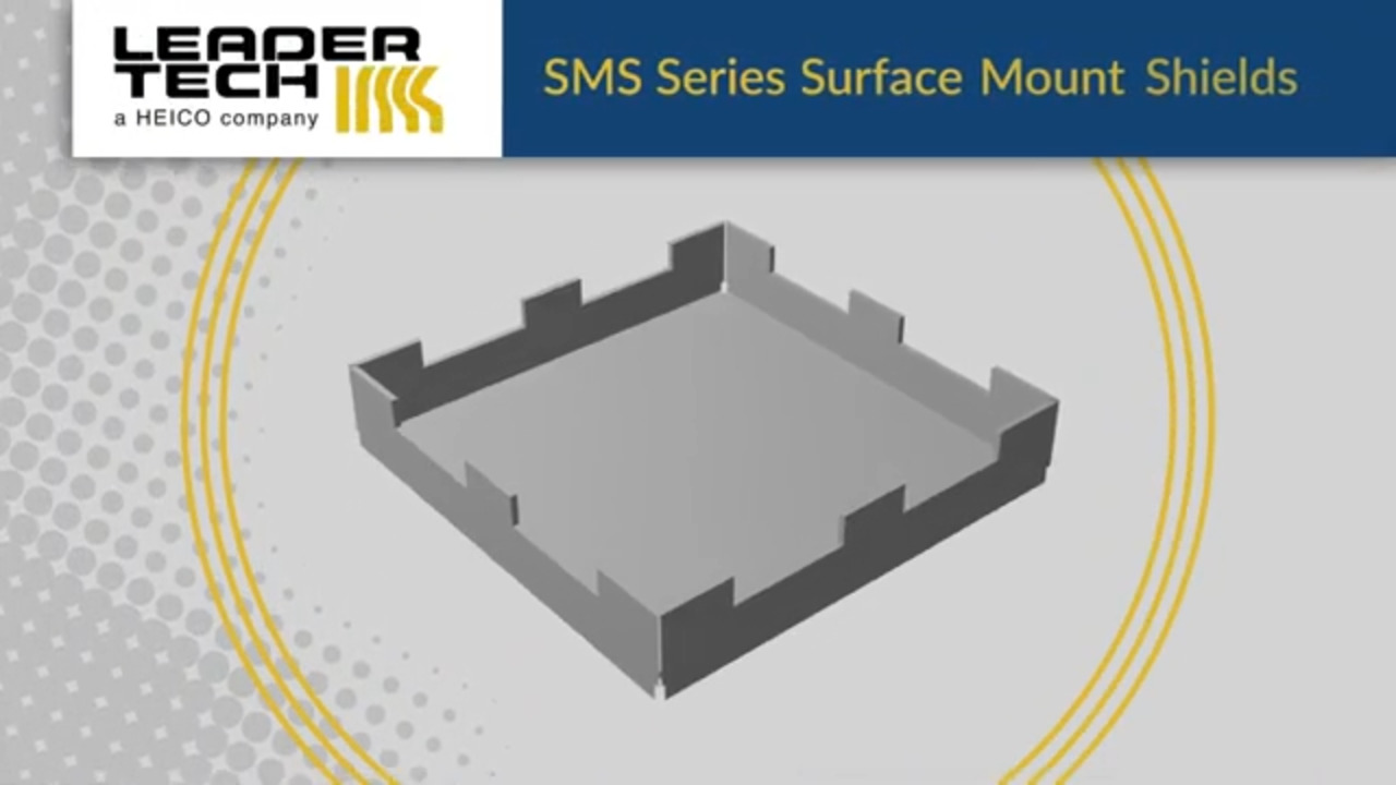 Leader Tech Surface Mount Shields