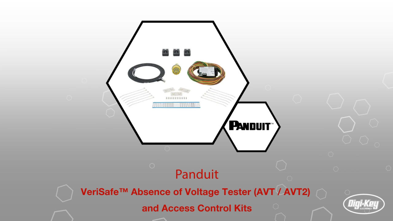 VeriSafe™ Absence of Voltage Tester (AVT / AVT2) and Access Control Kits | Datasheet Preview