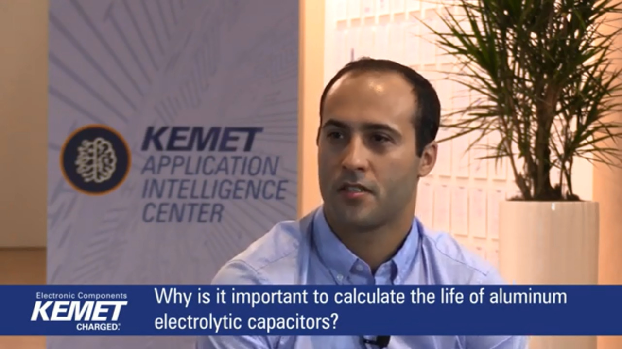 How Electrolytic Capacitor Lifetime is Determined