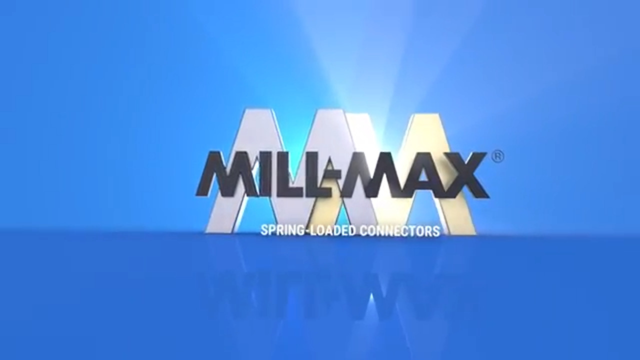 8 Reasons to Choose Mill-Max Spring Loaded Connectors