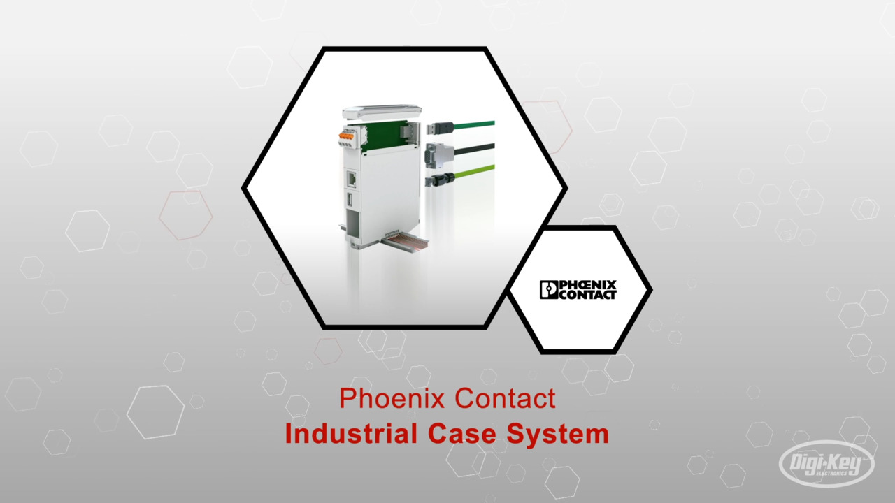 Industrial Case System | Datasheet Preview