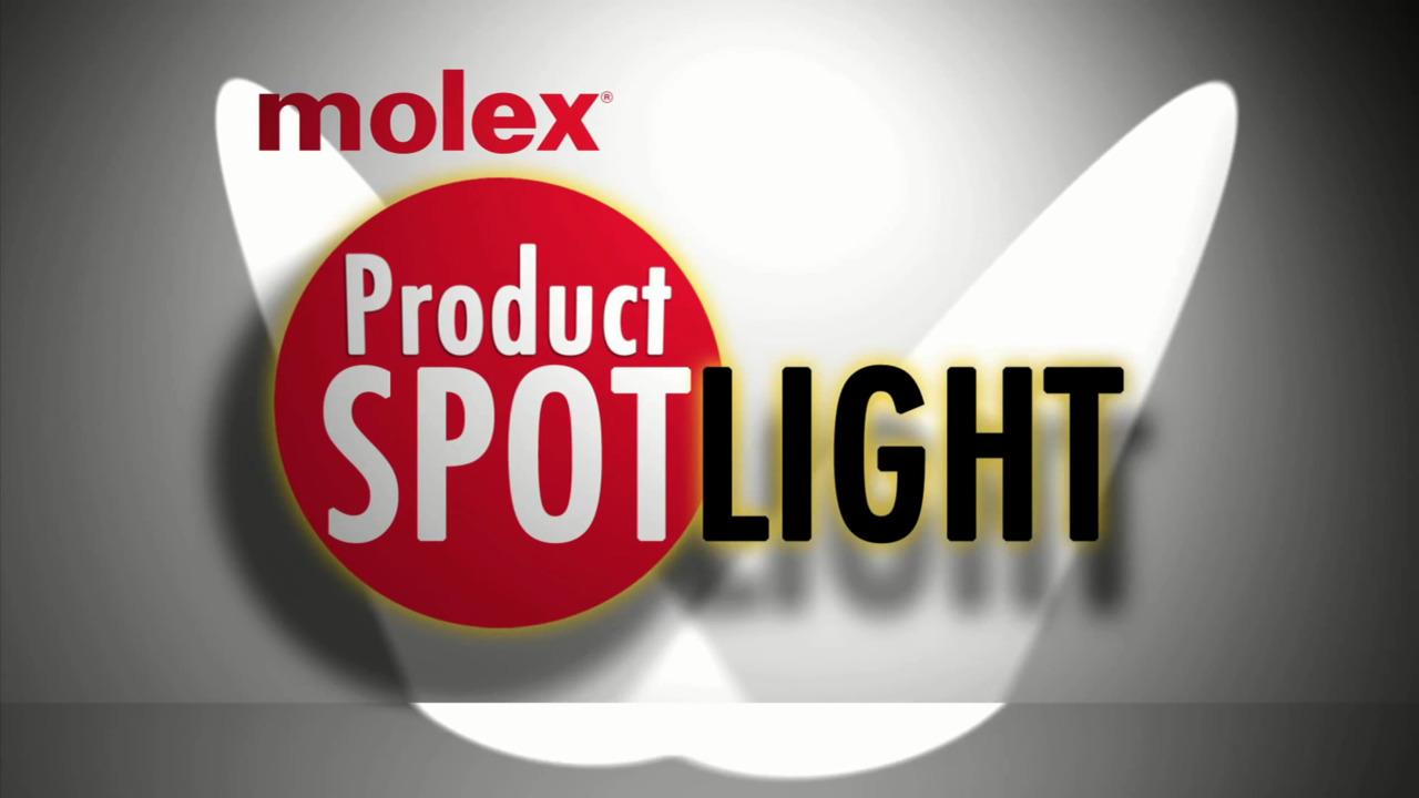 Molex - Product Spotlight - Mini50™