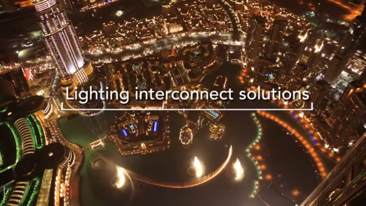 Lighting Interconnect Solutions