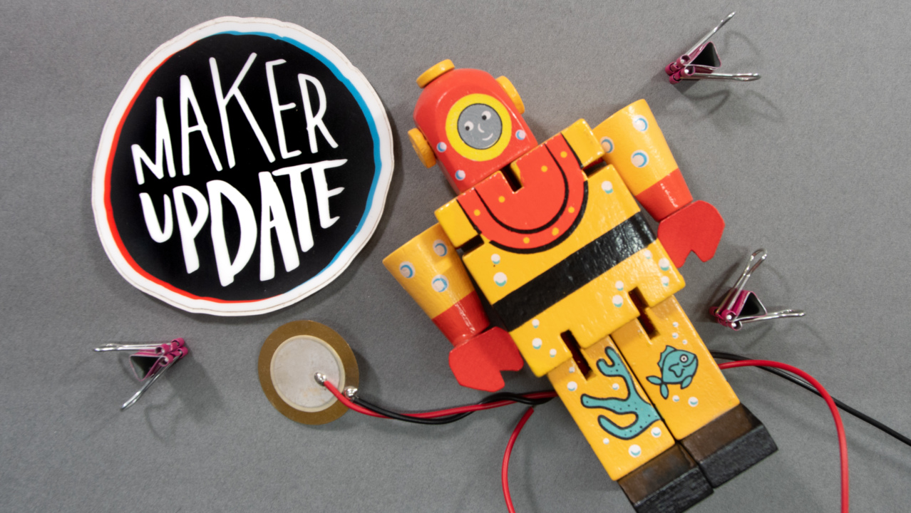 Toy Story [Maker Update] - Maker.io