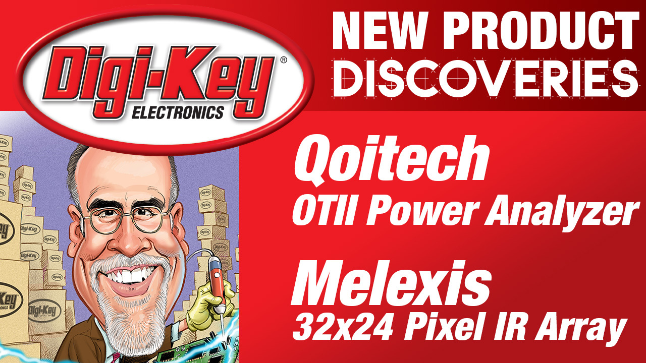 Qoitech and Melexis New Product Discoveries Episode 28