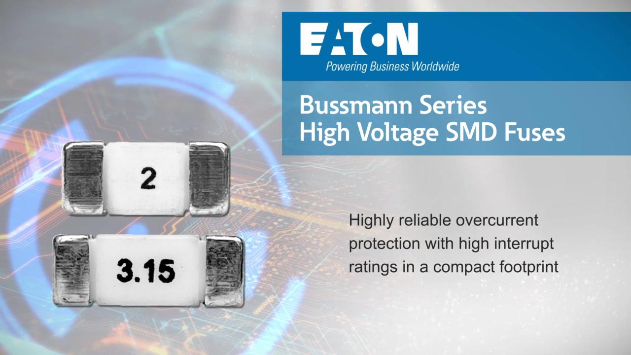 High Voltage Surface Mount Fuses - 1145HV & 1350HV Families