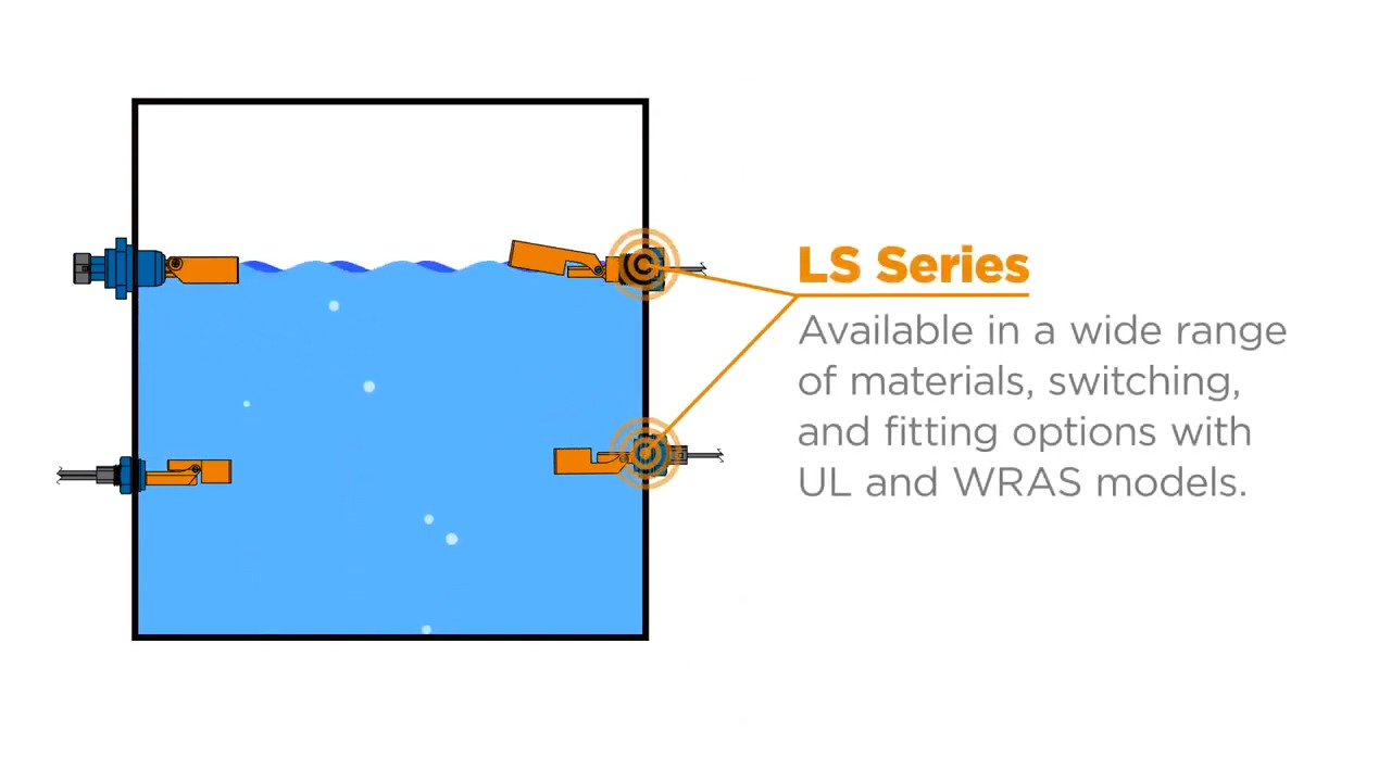 TE Connectivity's Liquid Level Switches