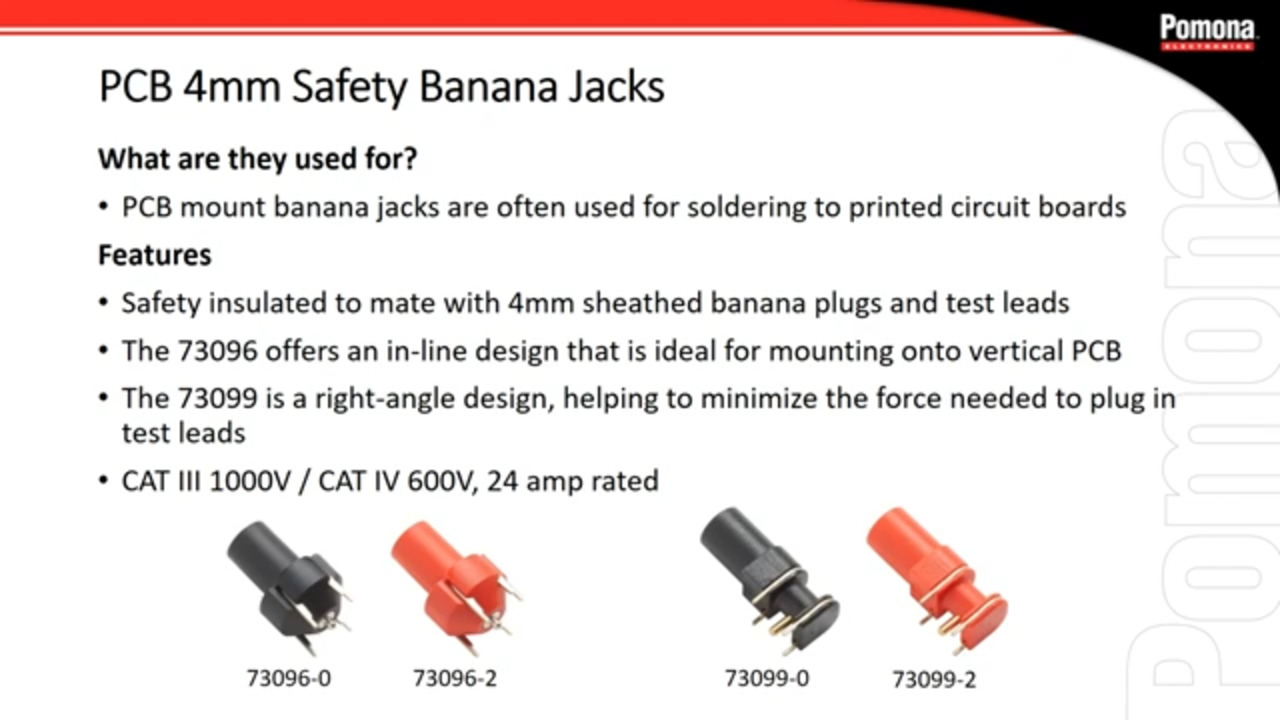 New line of convenient and safety rated Pomona solutions