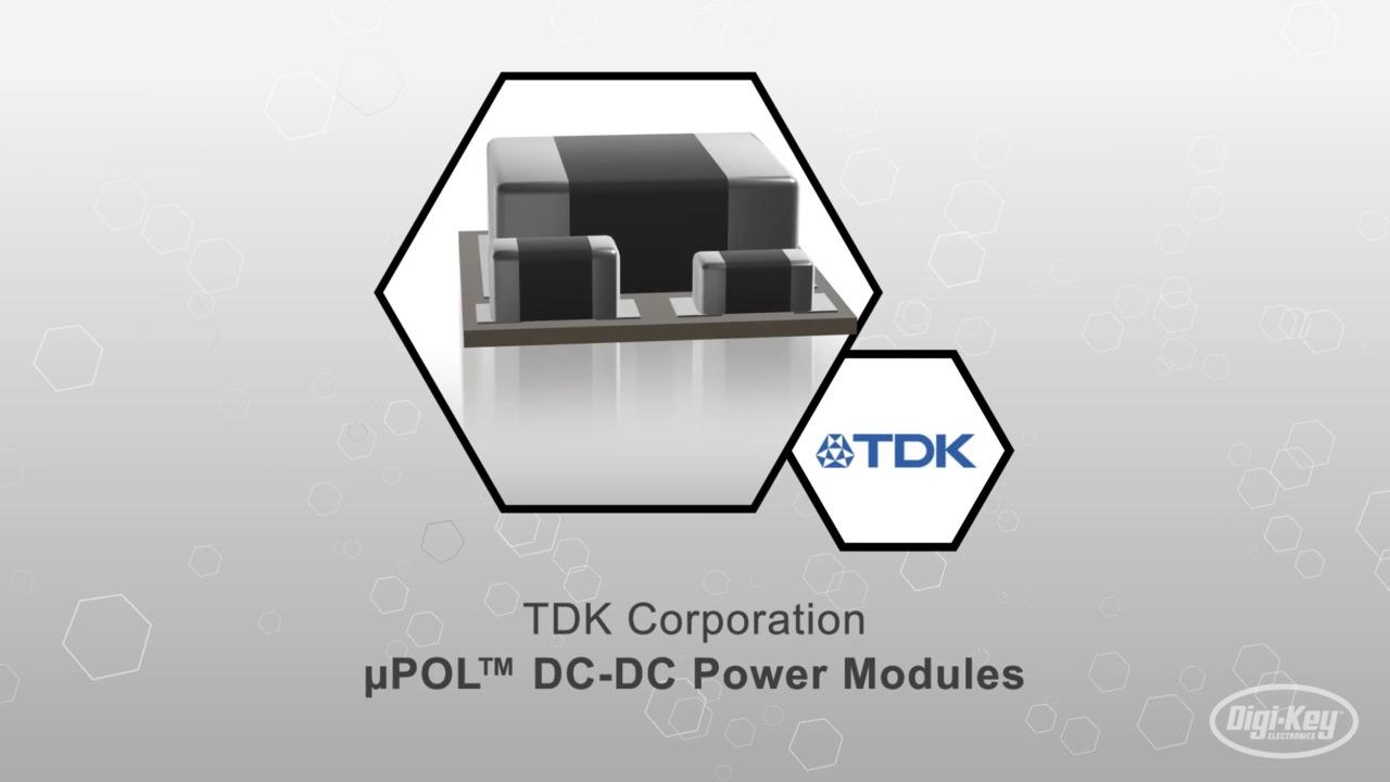 µPOL™ DC-DC Power Modules   Datasheet Preview
