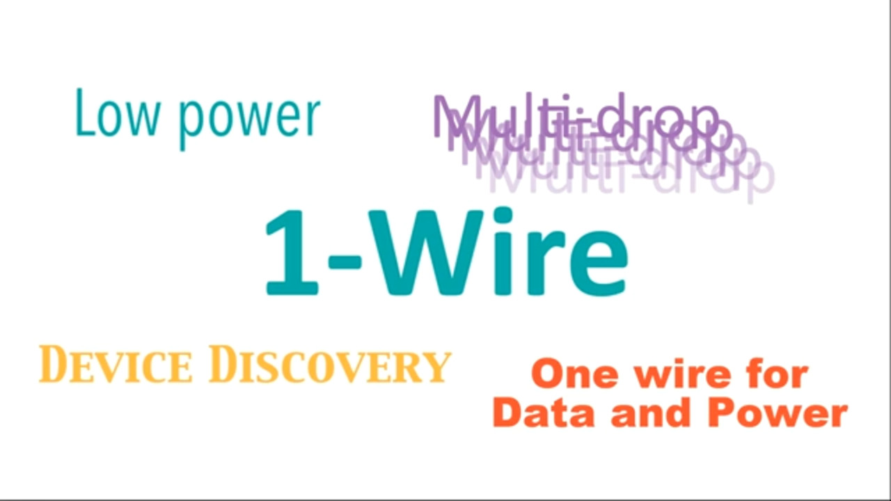 1-Wire Technology Overview - Part 2