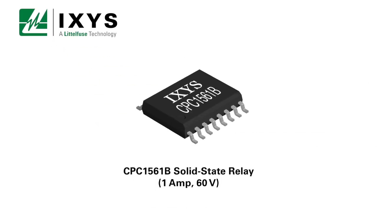 Solid State Relay SSR with CPC1561B