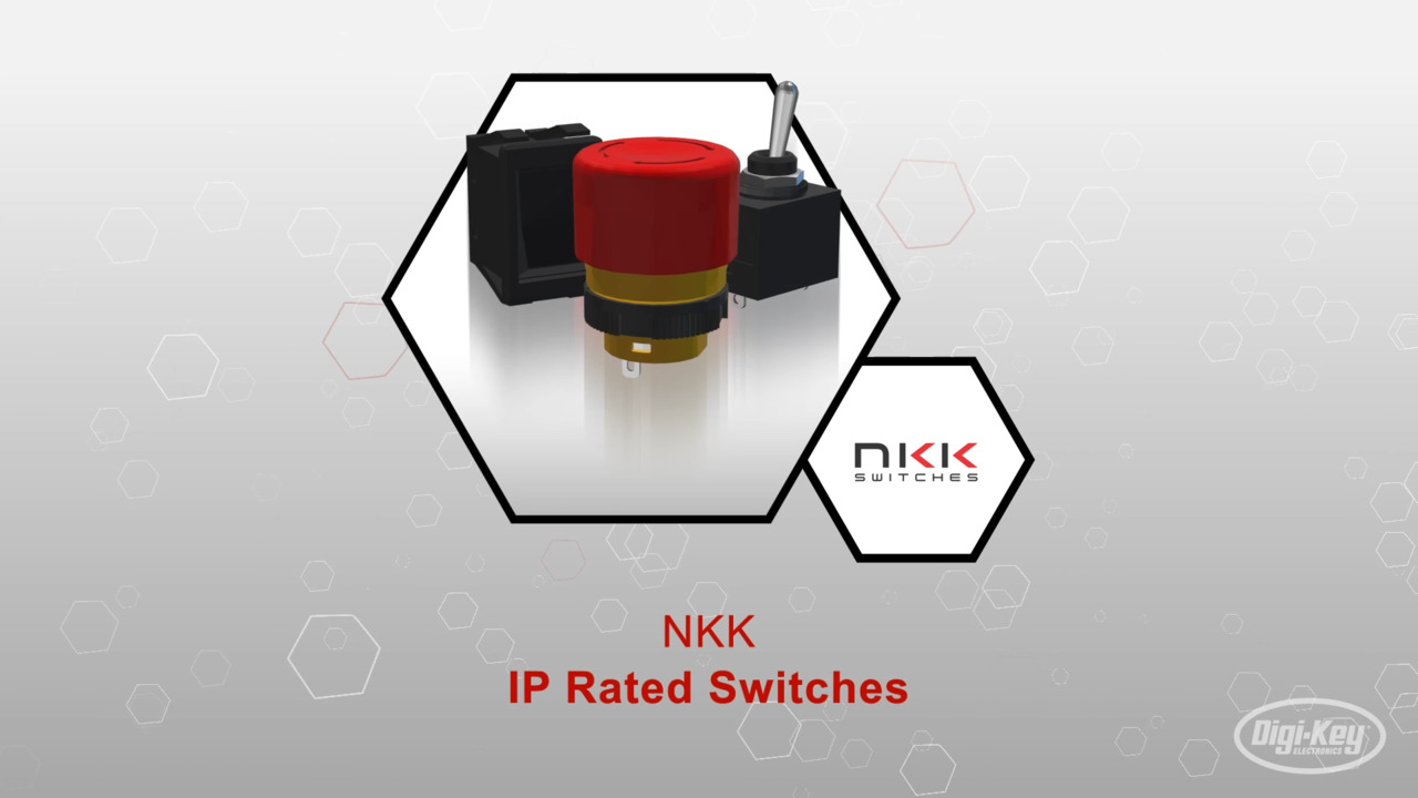 IP Rated Switches | Datasheet Preview