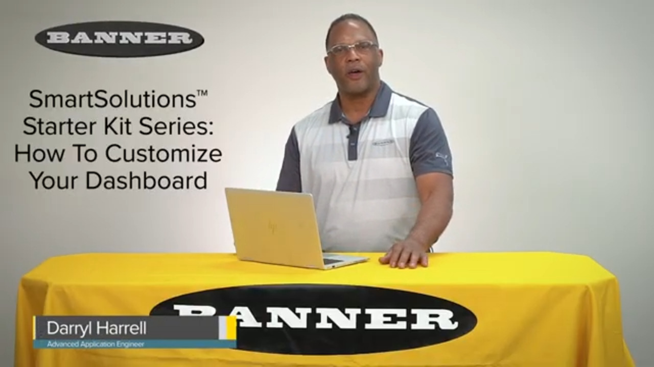 SmartSolutions™ Starter Kits Series: Customize Your Dashboard