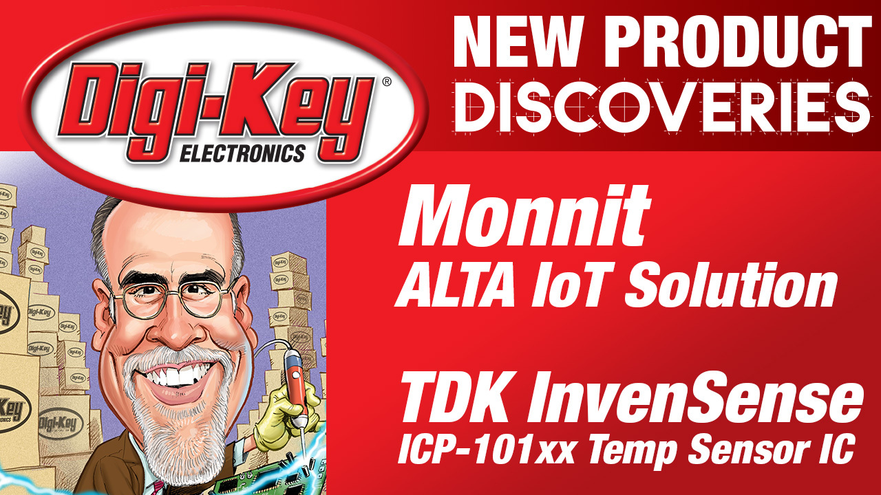 Monnit and TDK InvenSense New Product Discoveries Episode 23