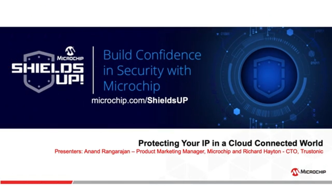 Shields UP #3 - Protecting Your IP in a Cloud Connected World