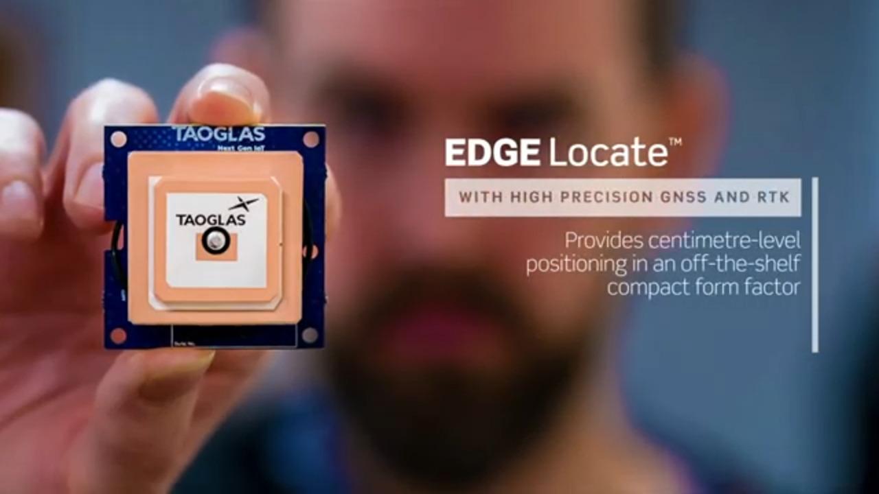Unboxing the Taoglas EDGE Locate™