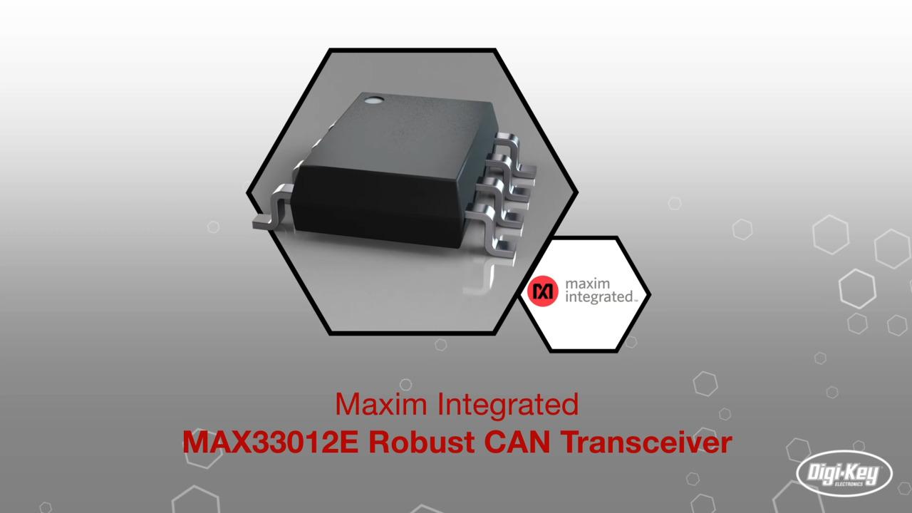 MAX33012E | Datasheet Preview