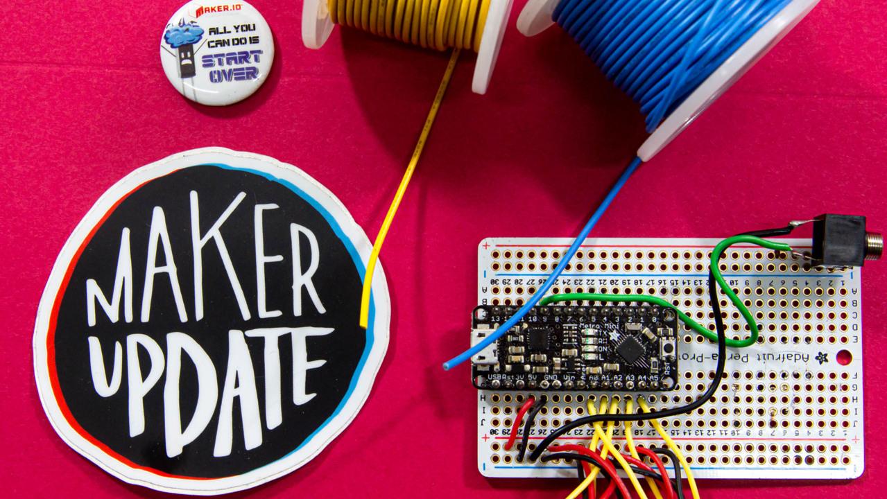 Hocus-Pocus [Maker Update #137] - Maker.io