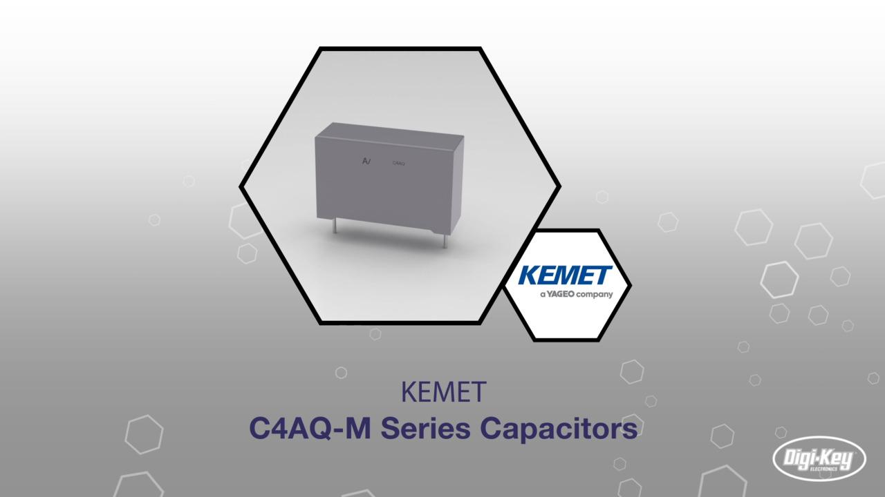 C4AQ-M Series Capacitors | Datasheet Preview