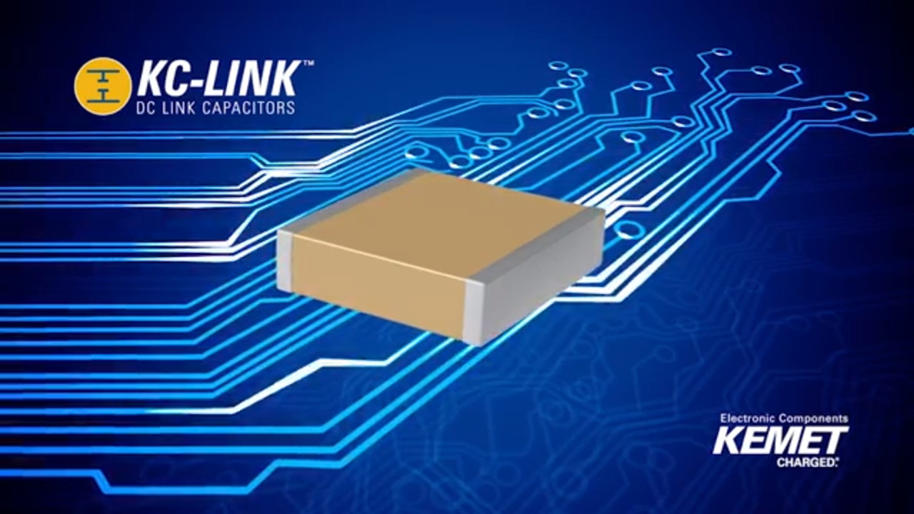 Introducing Our KC-LINK Surface Mount Capacitor!