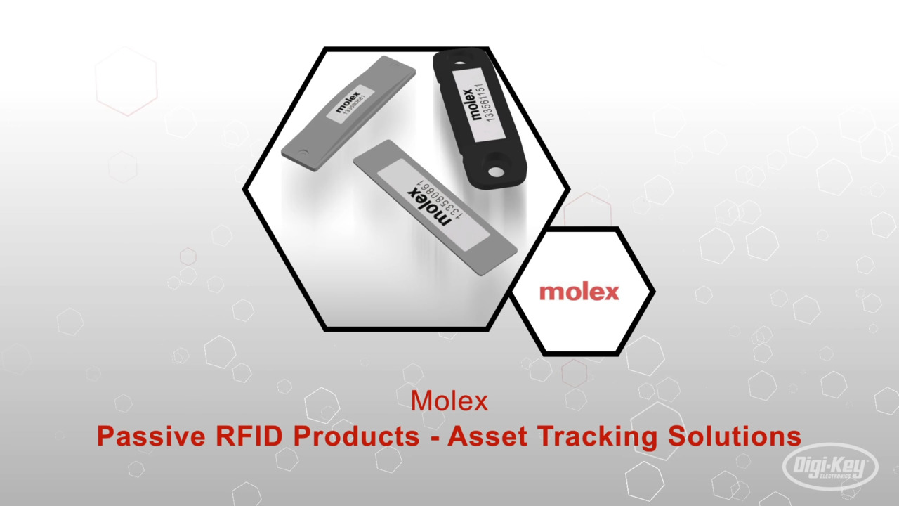 Passive RFID Products – Asset Tracking Solutions | Datasheet Preview