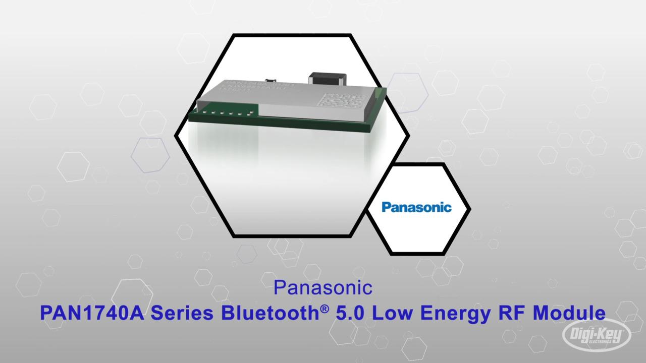 PAN1740A Series   Datasheet Preview