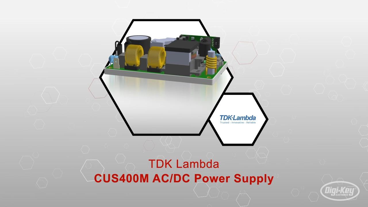 CUS400M Series   Datasheet Preview