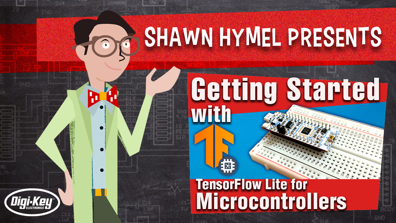 TinyML: Getting Started with TensorFlow Lite for Microcontrollers | Digi-Key Electronics