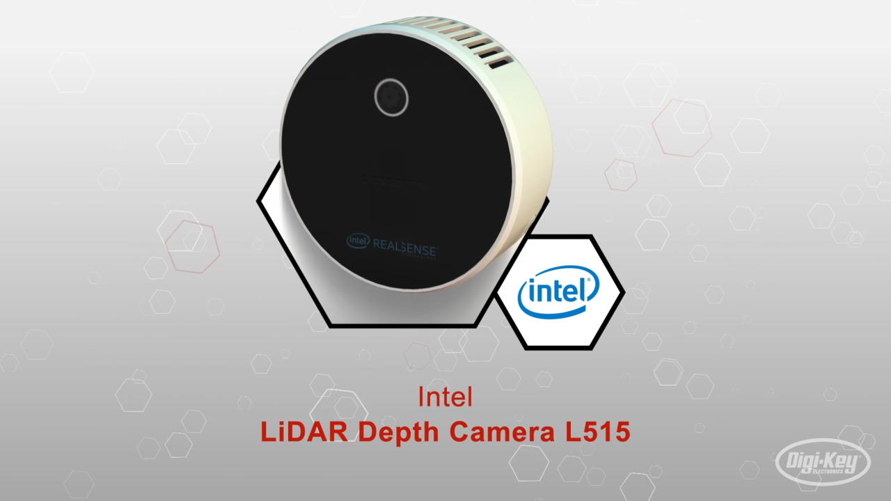 LiDAR Depth Camera L515 | Datasheet Preview