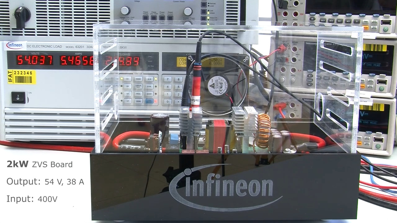 Switch Mode Power Supplies (LAB session) - Infineon Technologies