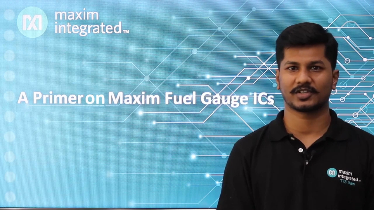 Getting Started with the Basics of Maxim's ModelGauge m5 Technology