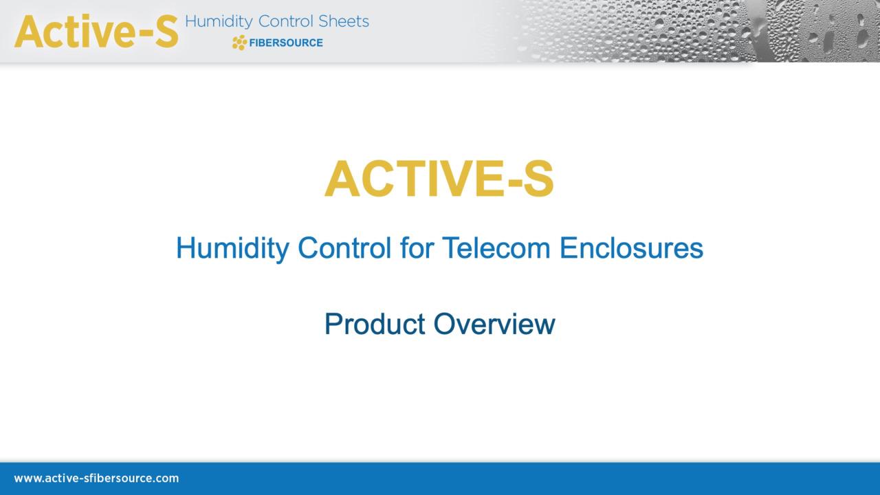 Active-S Telecom Application Presentation
