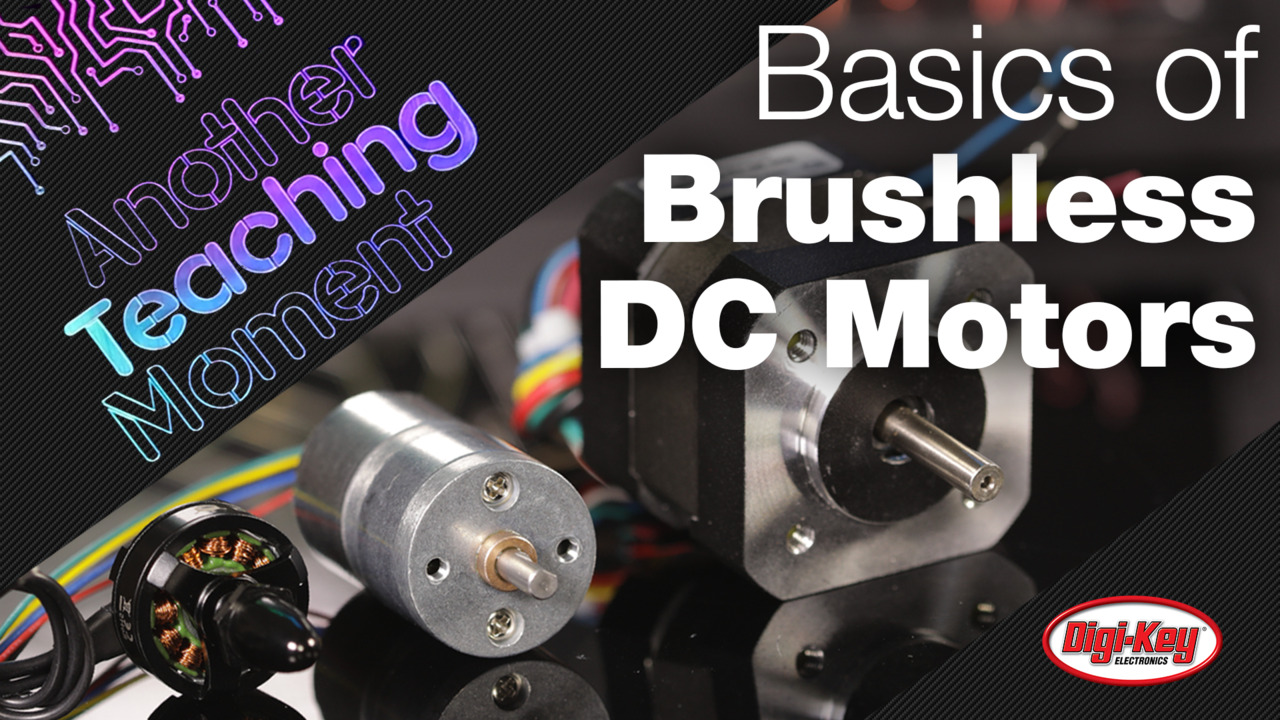 Basics of Brushless DC Motors - Another Teaching Moment