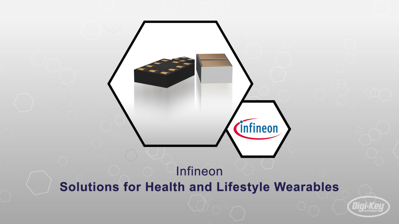 Health and Lifestyle Wearables | Datasheet Preview