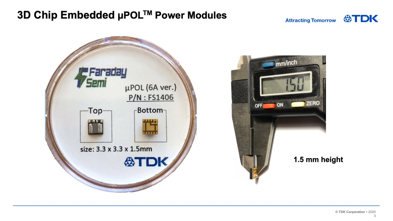 uPOL™ Technology - Power for 5W to 150W Systems
