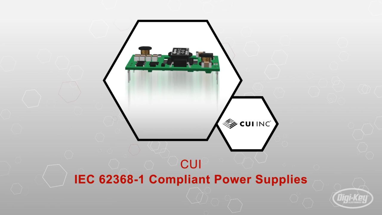 IEC 62368-1 | Datasheet Preview